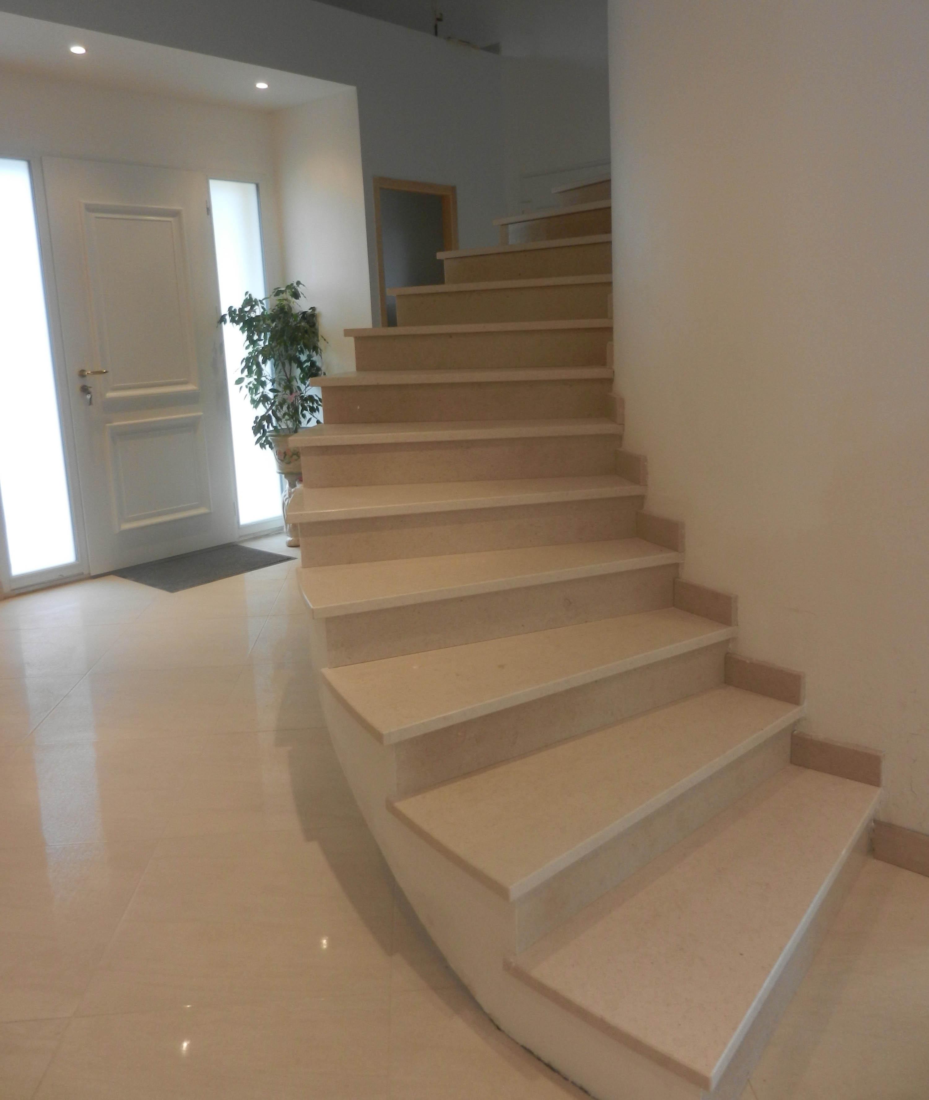 Escalier Pierre Naturelle
