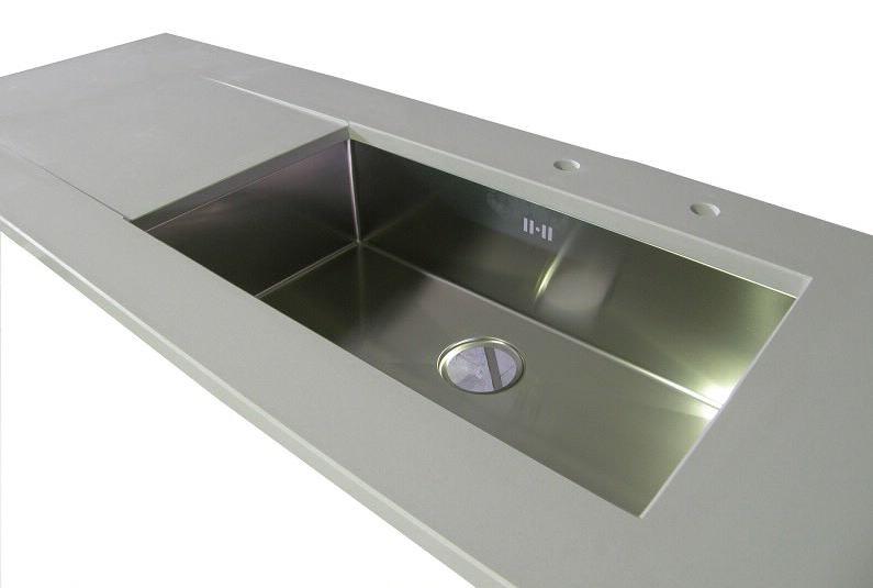 Plan de cuisine travail pierre granit quartz for Cuisines incorporees