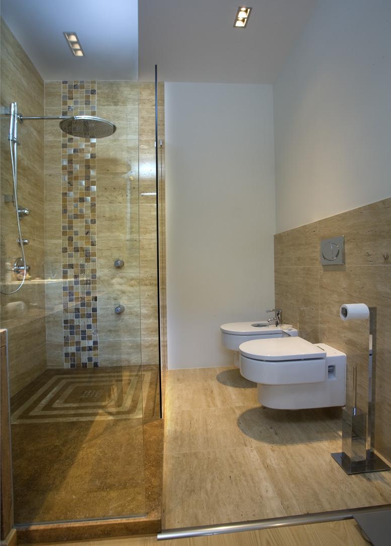 Espace bain et sanitaire pierre