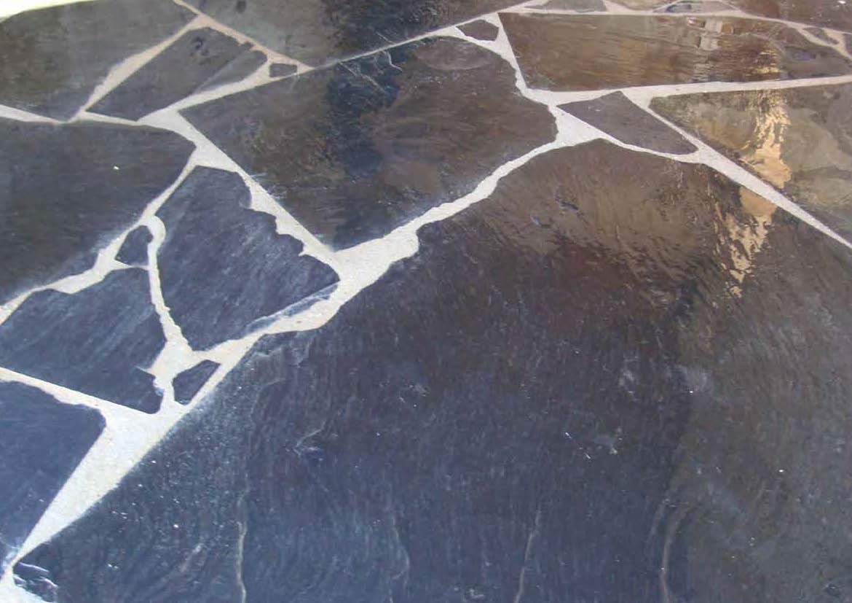Terrasses sols pierre naturelle - Ardoise naturelle pour sol ...